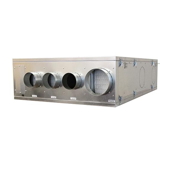 Comfort Clima Water ventilazione meccanica con deu